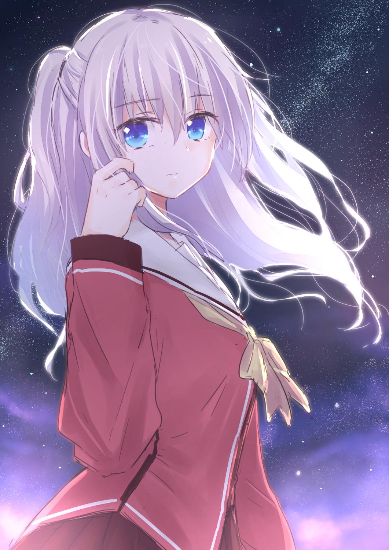 Charlotte Charlotte Pinterest Charlotte, Anime and Manga