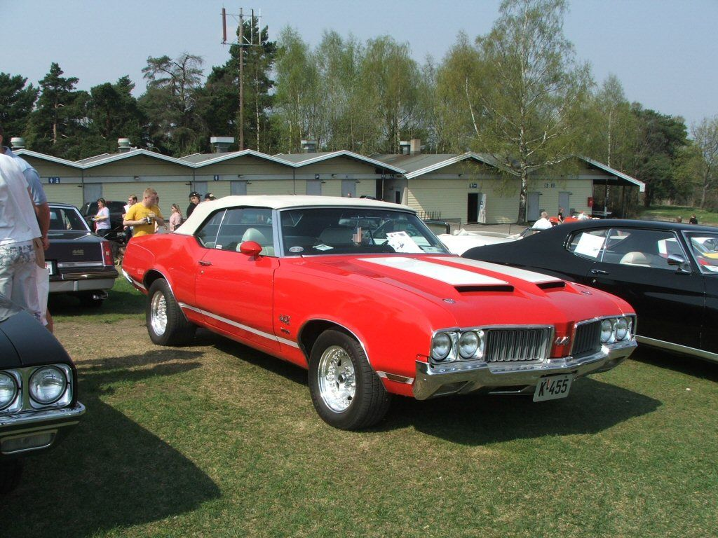 1972 oldsmobile cutlass supreme convertible 442 replica