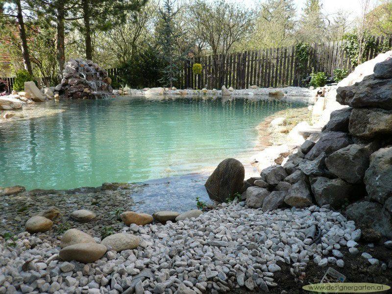 Grumer Gartengestaltung » Photo Gallery » Naturpool, Schwimmteich