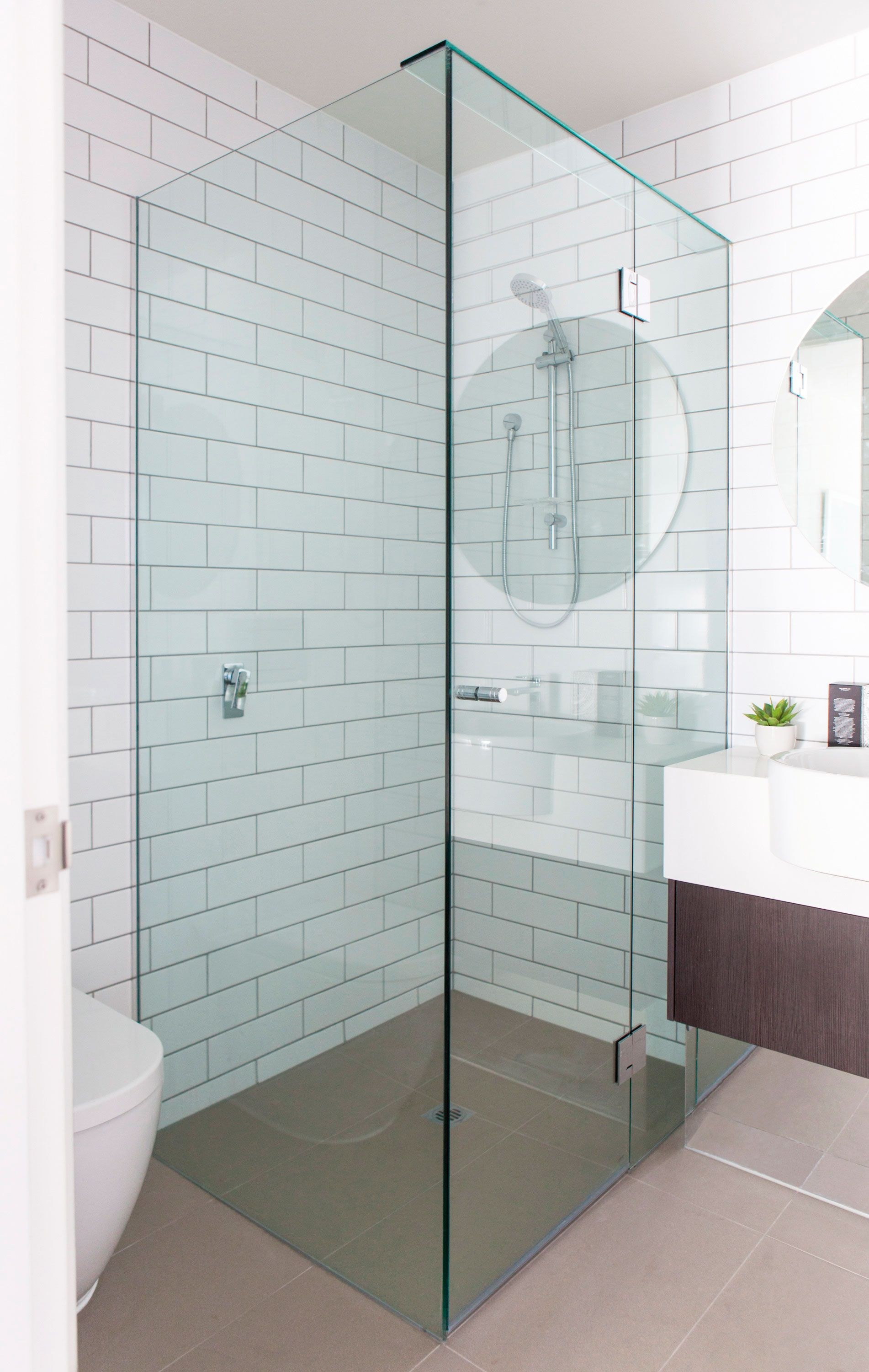 frameless shower screens - 7 | Shower screens | Pinterest | Shower ...