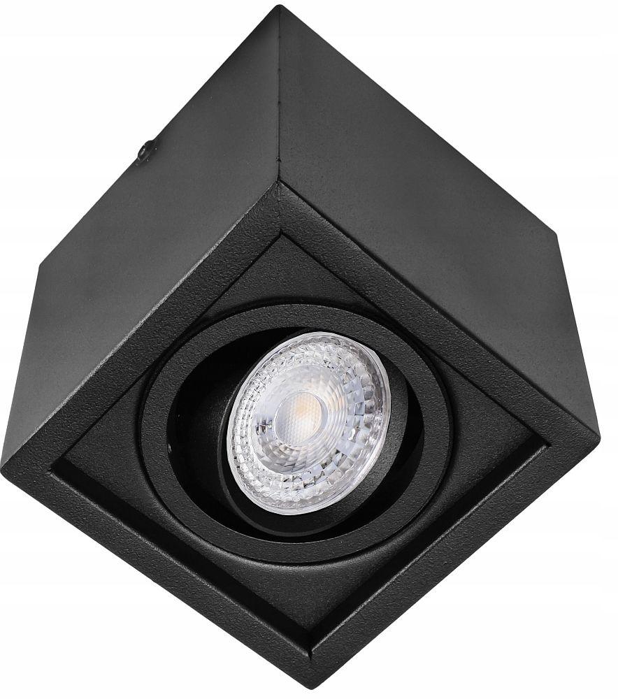 Oprawa Natynkowa Halogenowa Ruchoma Gu10 Led Spot 7928957696 Oficjalne Archiwum Allegro Led Spot Led