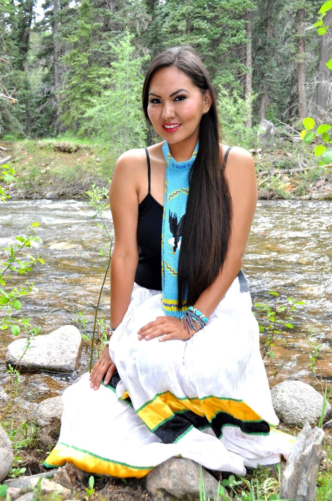 Native American Woman  American Indians  Native -2454