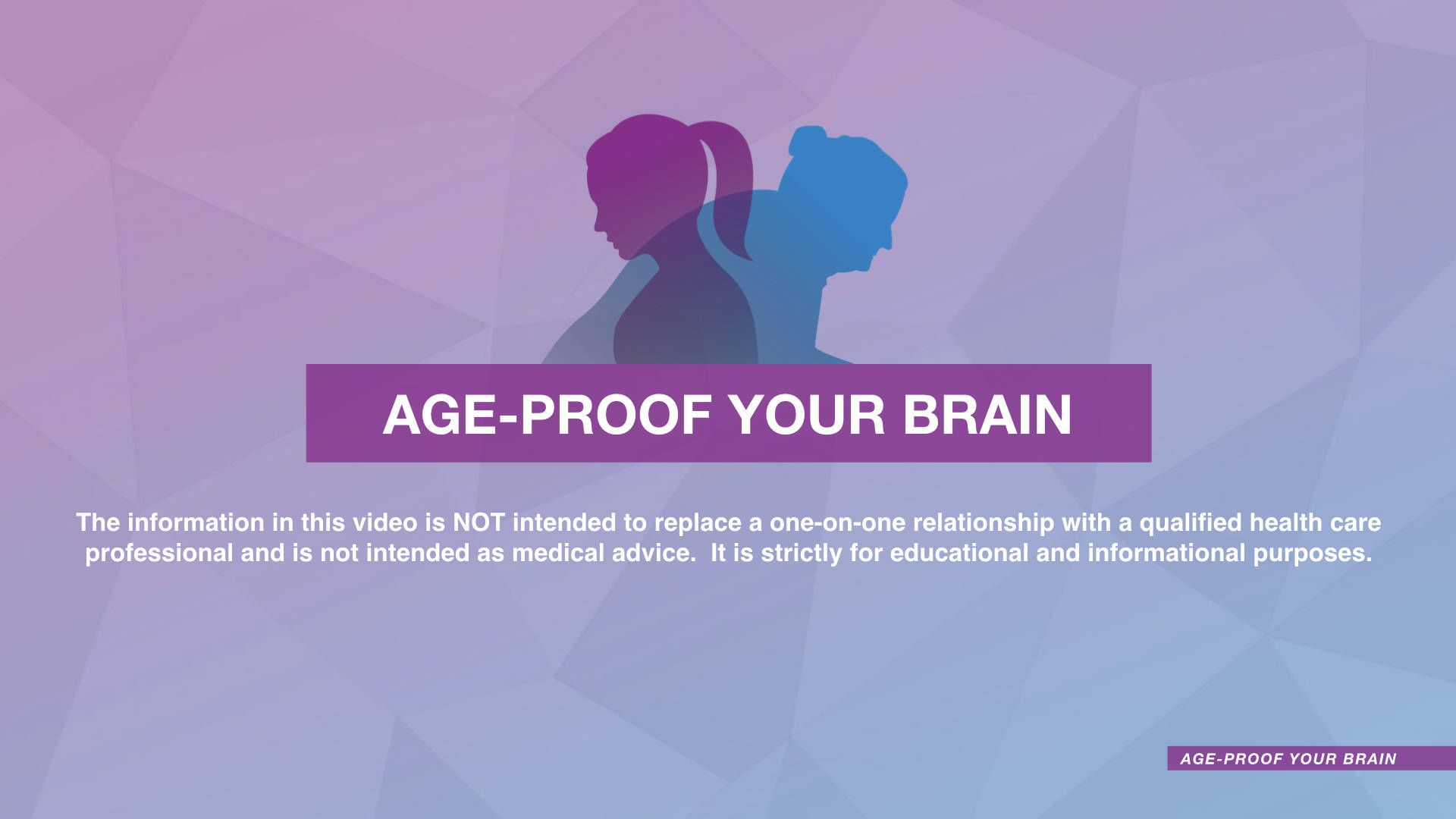 Age-Proof Your Brain On Demand Training – Martin Clinic