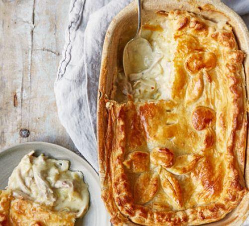 Chicken leek cider pie recipe pinterest pie tarts and foods forumfinder Images