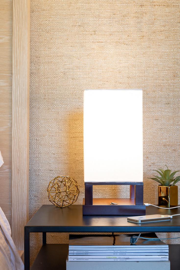 Maxwell Table - Nightstand, Desk & Table Lamp - Bedroom ...