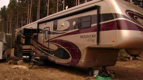 2008 Newmar Kountry Aire Waupaca Wi 6684645854 Oncedriven Recreational Vehicles Cars For Sale Rvs For Sale