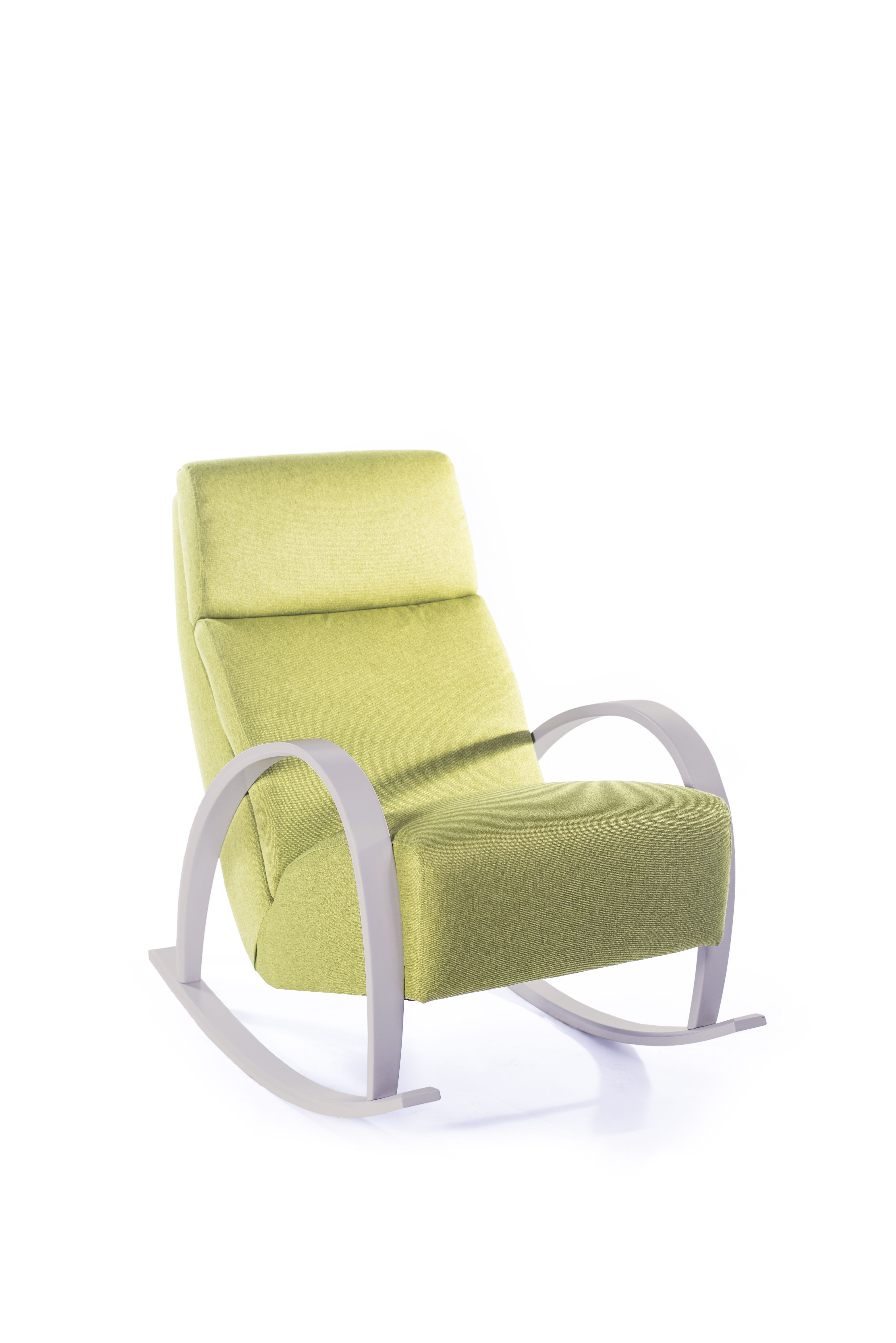 The Rocking Chair Is Small Enough To Fit In Most Nursery Rooms And Boasts Ergonomic