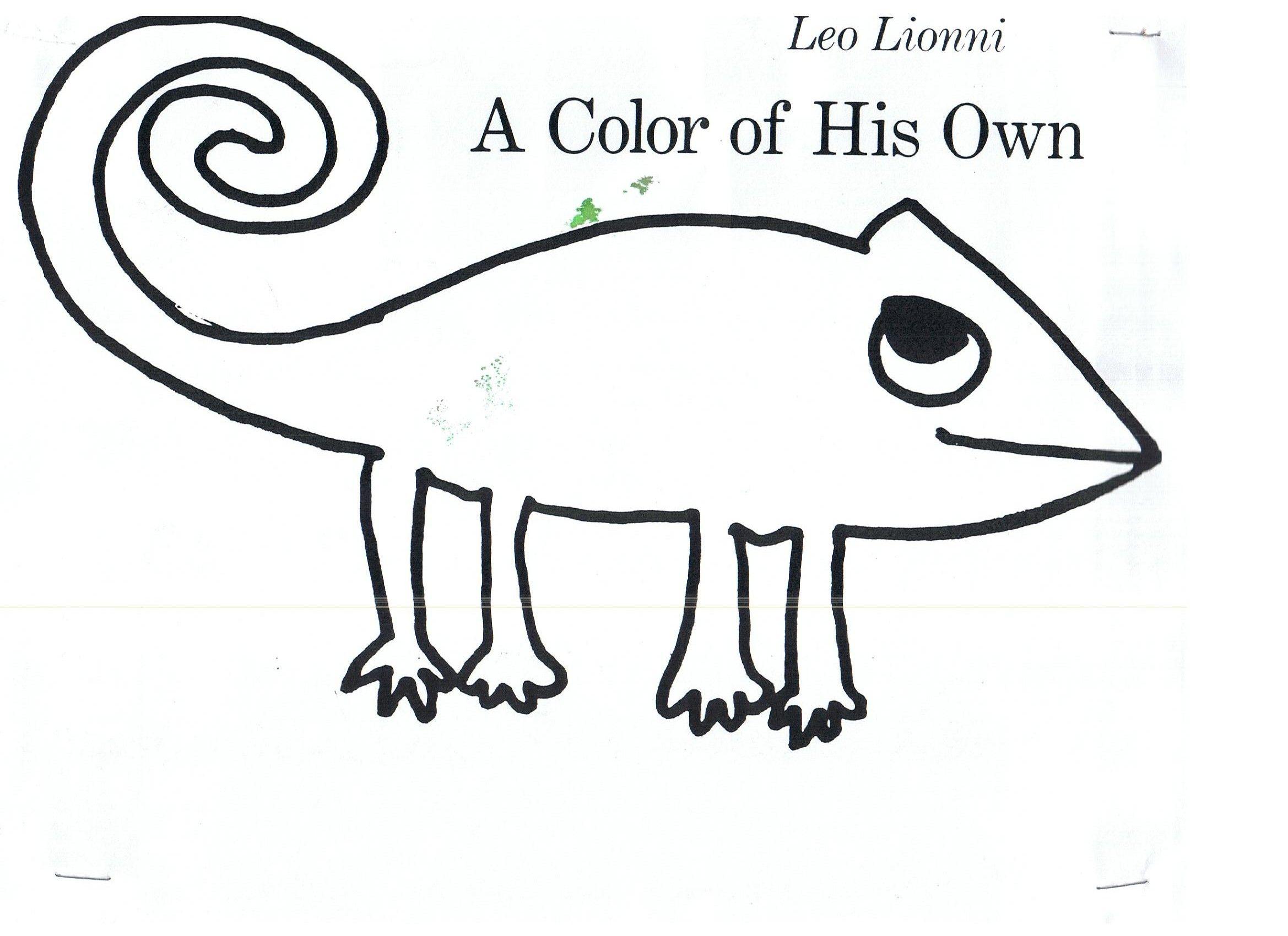 Leo Lionni - \