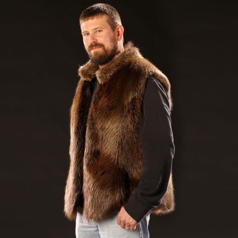 Alaska practical beaver fur parka | Fur