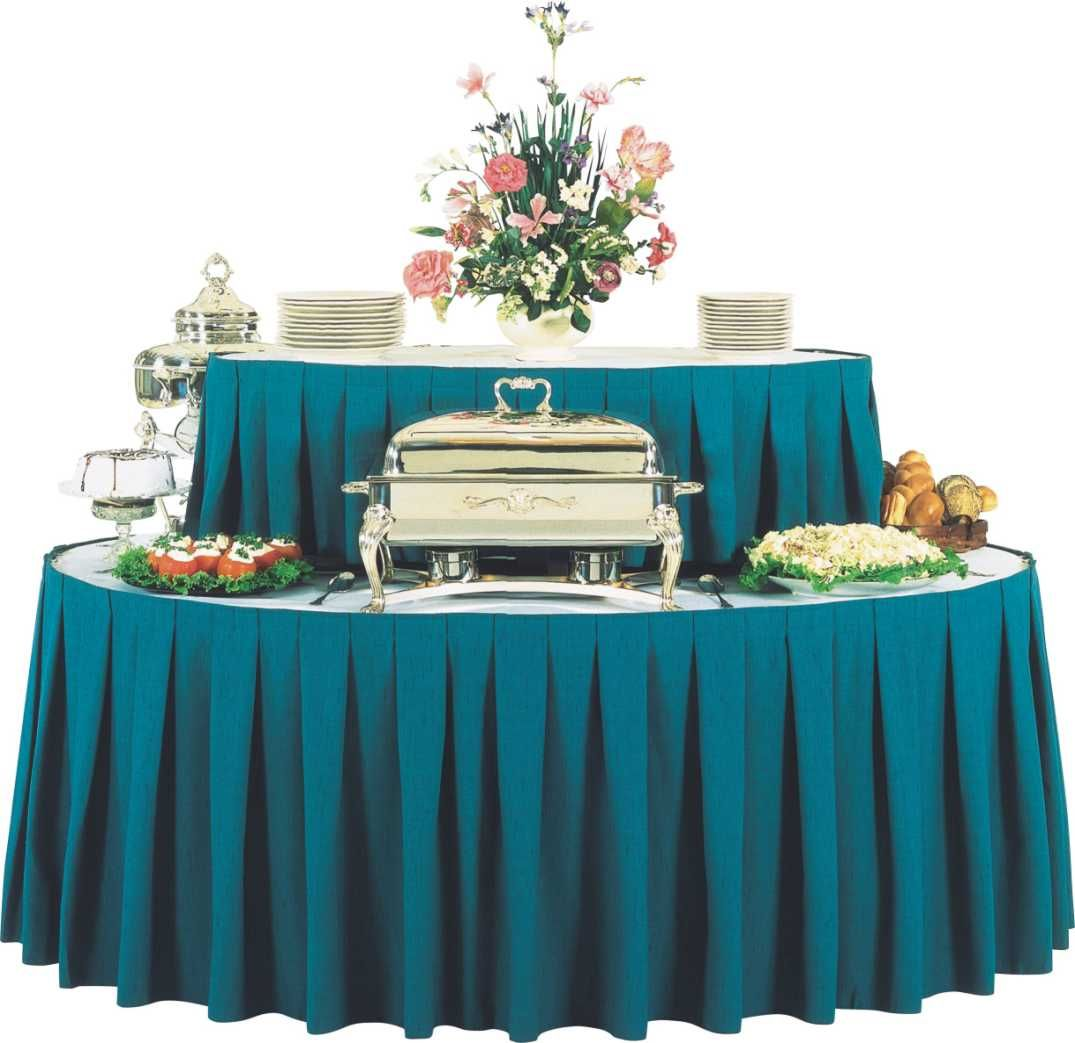 The uses for table skirting are virtually limitless registration the uses for table skirting are virtually limitless registration tables buffet lines meetings weddings banquets and much more watchthetrailerfo