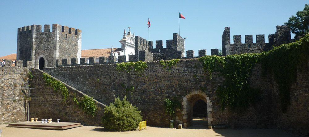 Beja castle_ Pousada de Beja