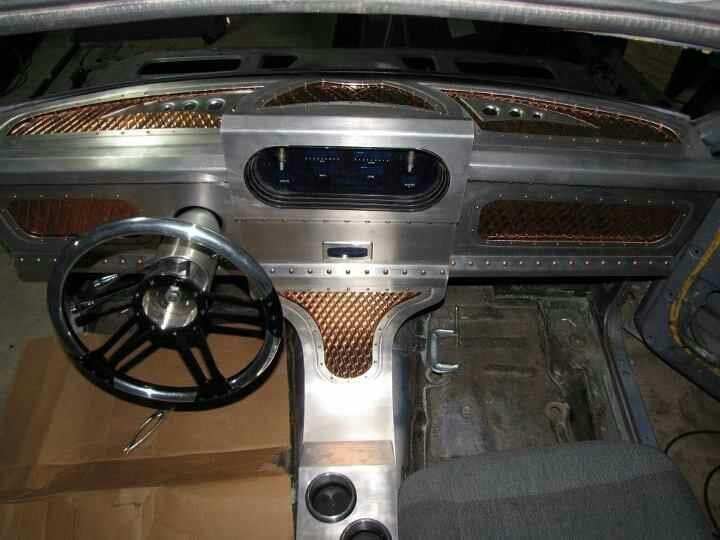 Timeline Photos Ryan S Sheetmetal Designs Custom Car Interior Hotrod Interior Sheet Metal Work