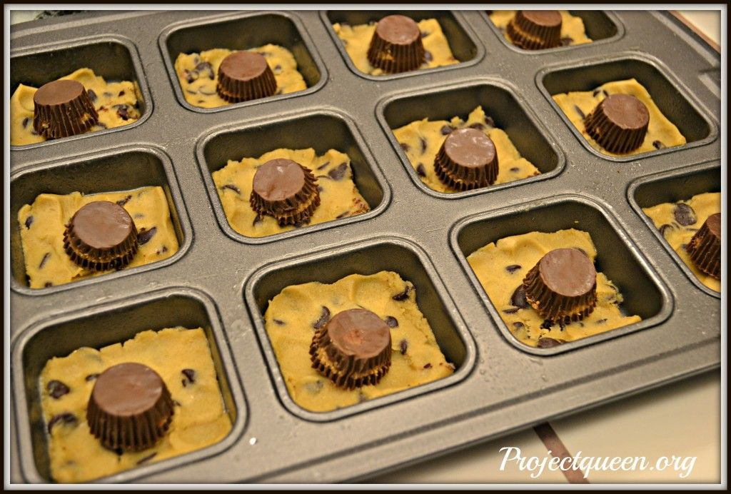 how to make cookie dough oreo brownies