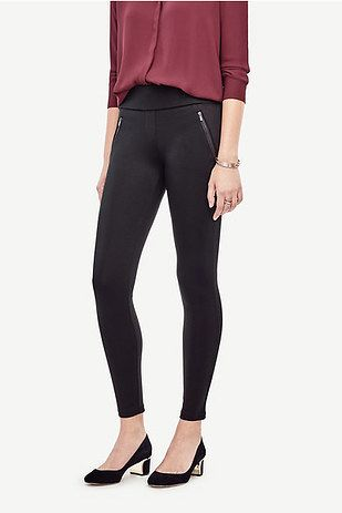 add3fe36e60 Thick leggings you can totally wear to the office as pants.