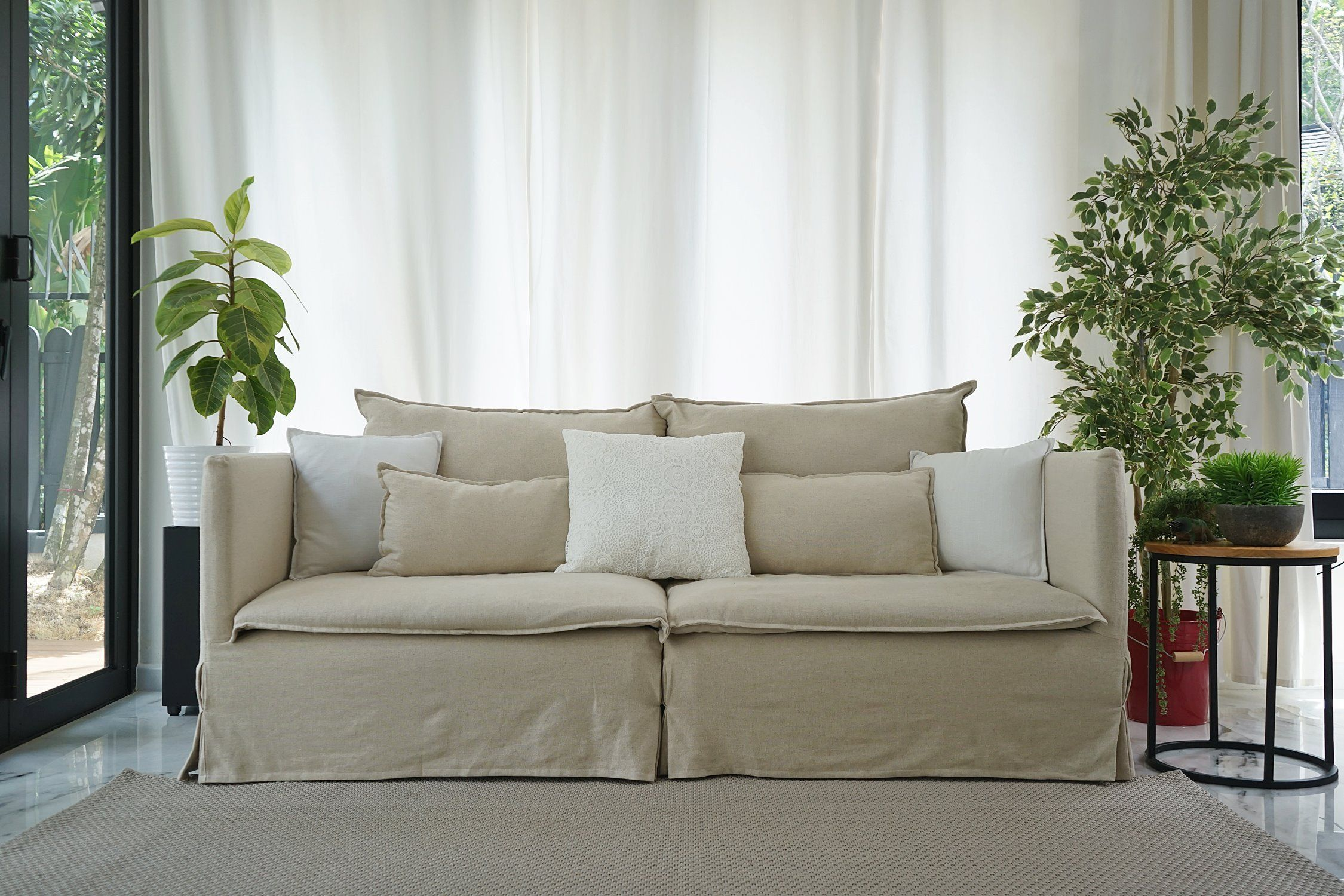 Comfort Works Custom Slipcovers