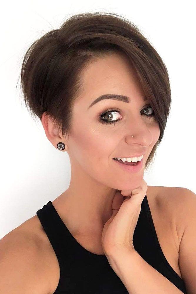 24 fantastische Möglichkeiten, glattes Haar einfach zu stylen | LoveHairStyles.com