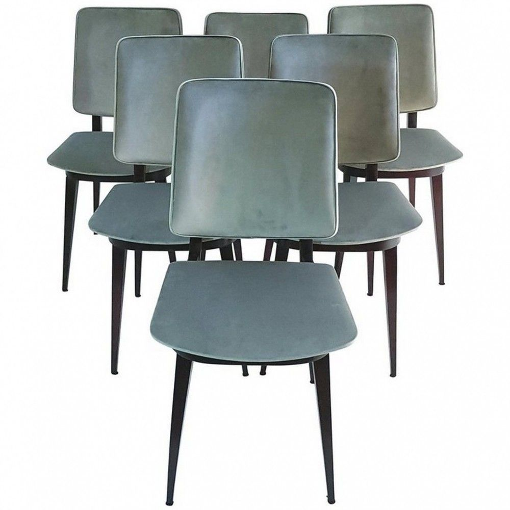 Cheap Dining Room Table And Chairs For Sale: For Sale: Six Midcentury Italian Dining Chairs In 2019