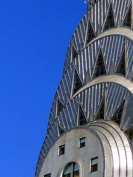 Chrysler Building - Wikipedia, the free encyclopedia