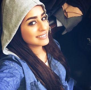 سناب شات صمود الكندري ممثلة كويتية مشهورة كانت بدايتها الفنية عام