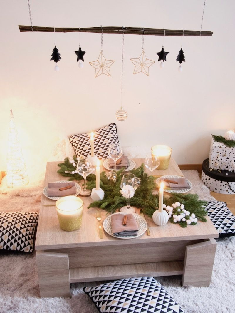 No l entre amis inspiration d co blog deco le dor - Difference entre pin et sapin ...