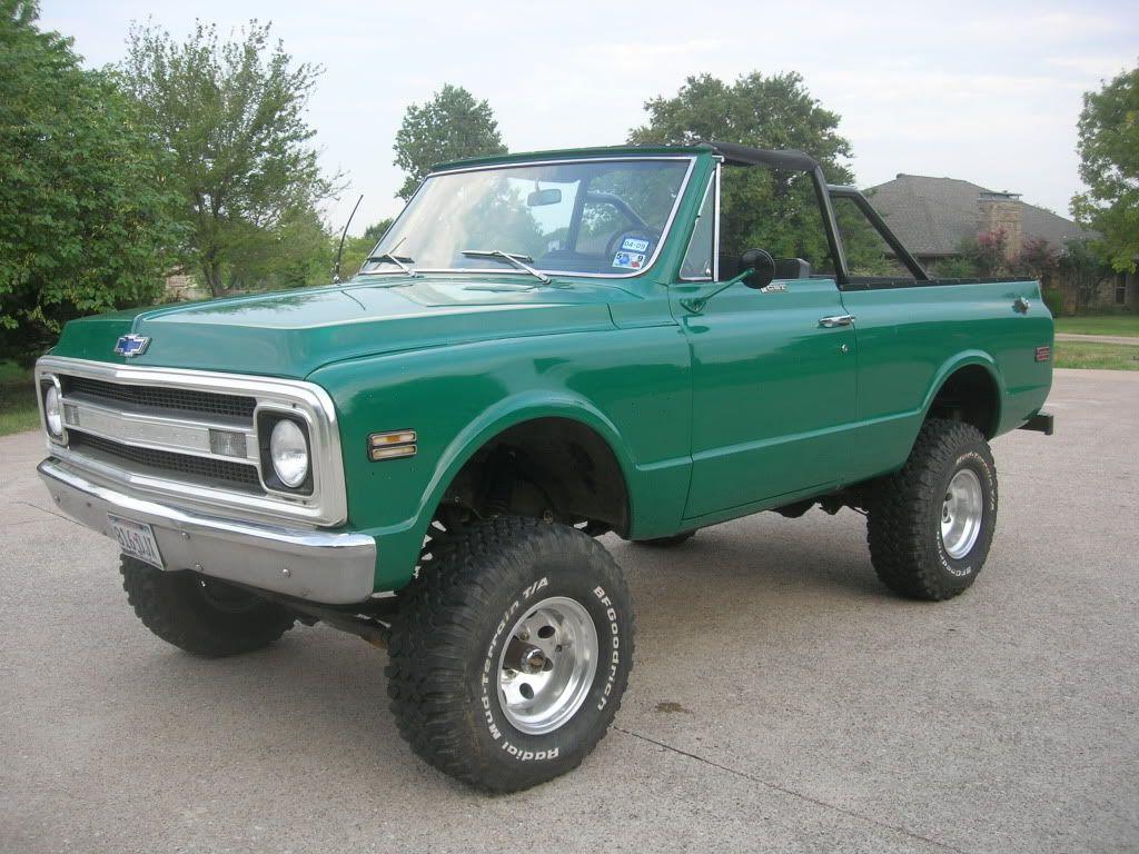 1969 Chevy Blazer 4x4 383 Sbc Efi Pirate4x4 Com 4x4 And Off