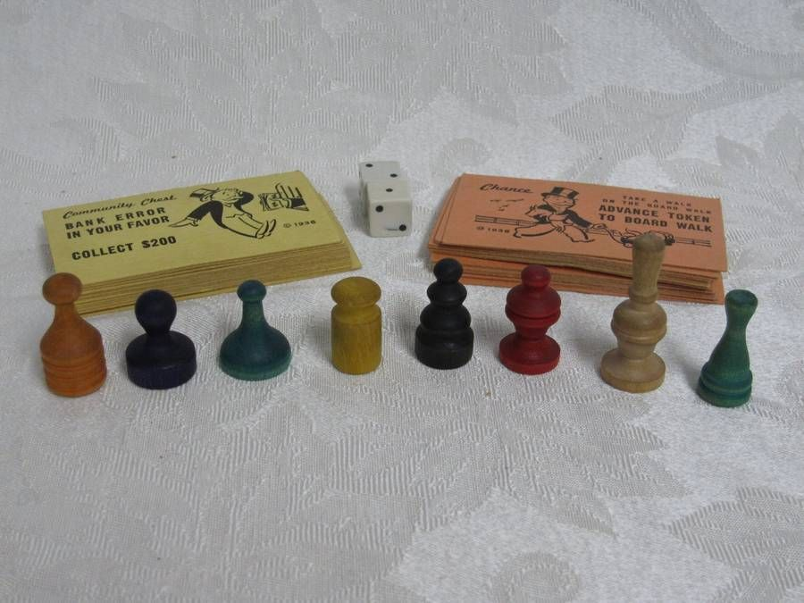 dating monopoly tokens
