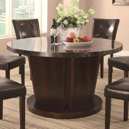 Httpsmithereensglasscappuccino54Roundtablebycoasterp Glamorous Coaster Dining Room Furniture Decorating Design
