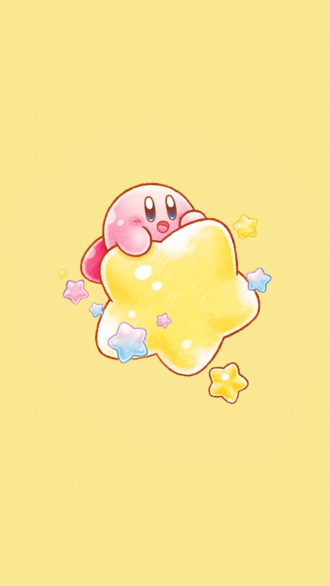 Pin By Veronika Garcia On Kirby Bg In 2020 Kawaii Wallpaper Kirby Memes Cute Wallpapers