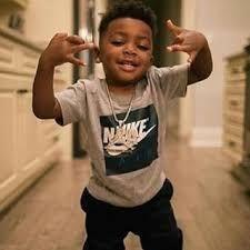 Image Result For Draco Nba Youngboy Son Kids Fashion Baby Nba Baby Baby Boy Swag