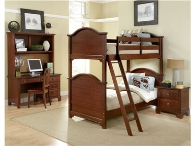 Shop For Vaughan Bassett Computer Desk Bb5 778b And Other Home Office Desks At Moores Fine Furniture In Uwchland Or Limerick Pa Thi Furniture Bunk Beds Bed