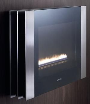 Linear Landscape Flueless Gas Fire Smeg Flueless Gas Fires Gas Fires Fire