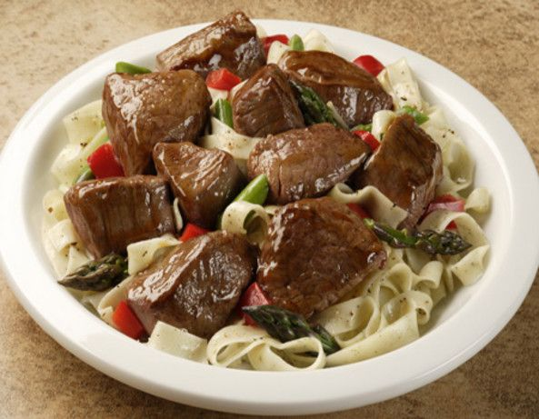 Slow-Cooker Beef Tips
