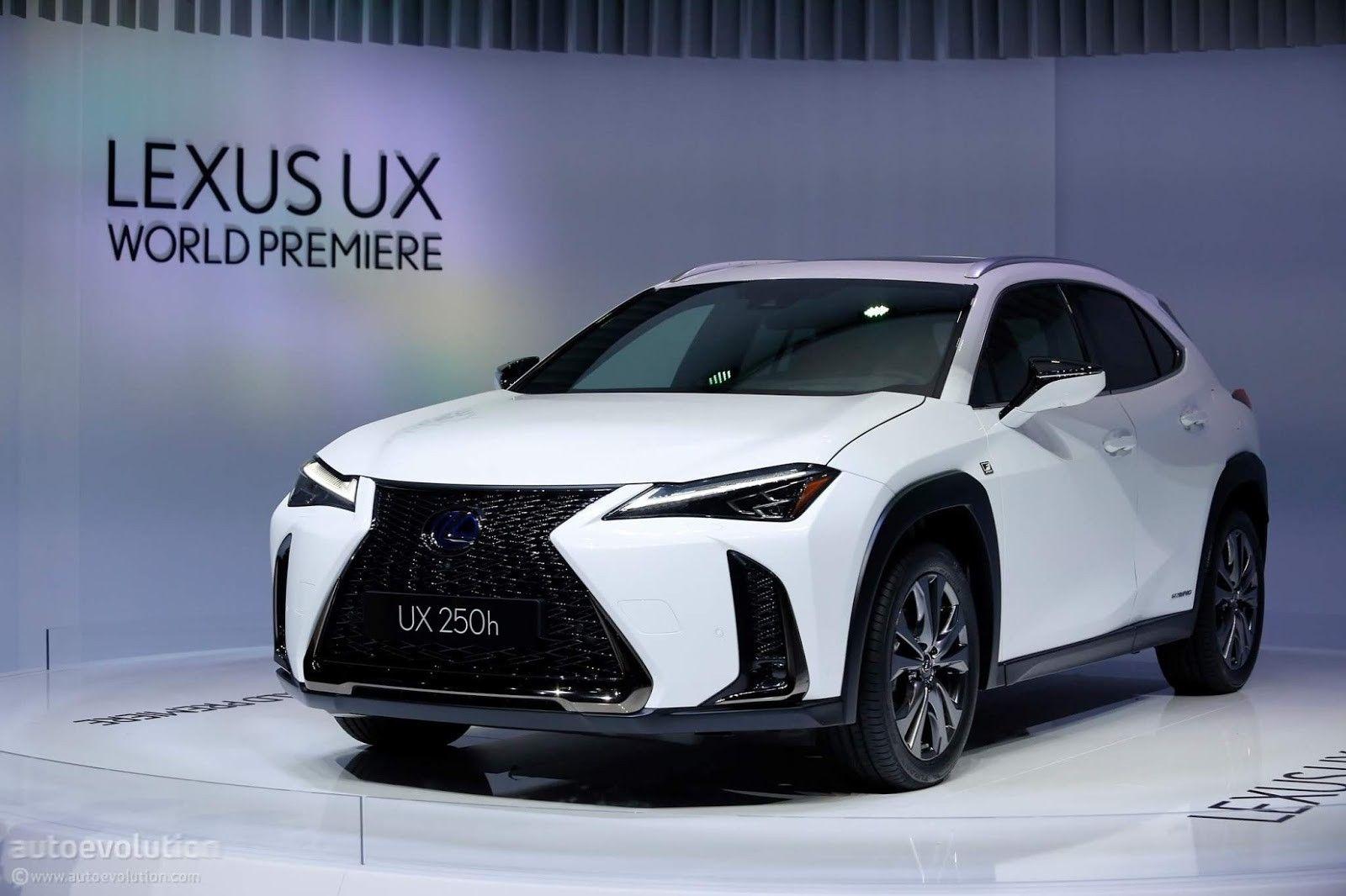 Lexus Ux 2020 Redesign di 2020