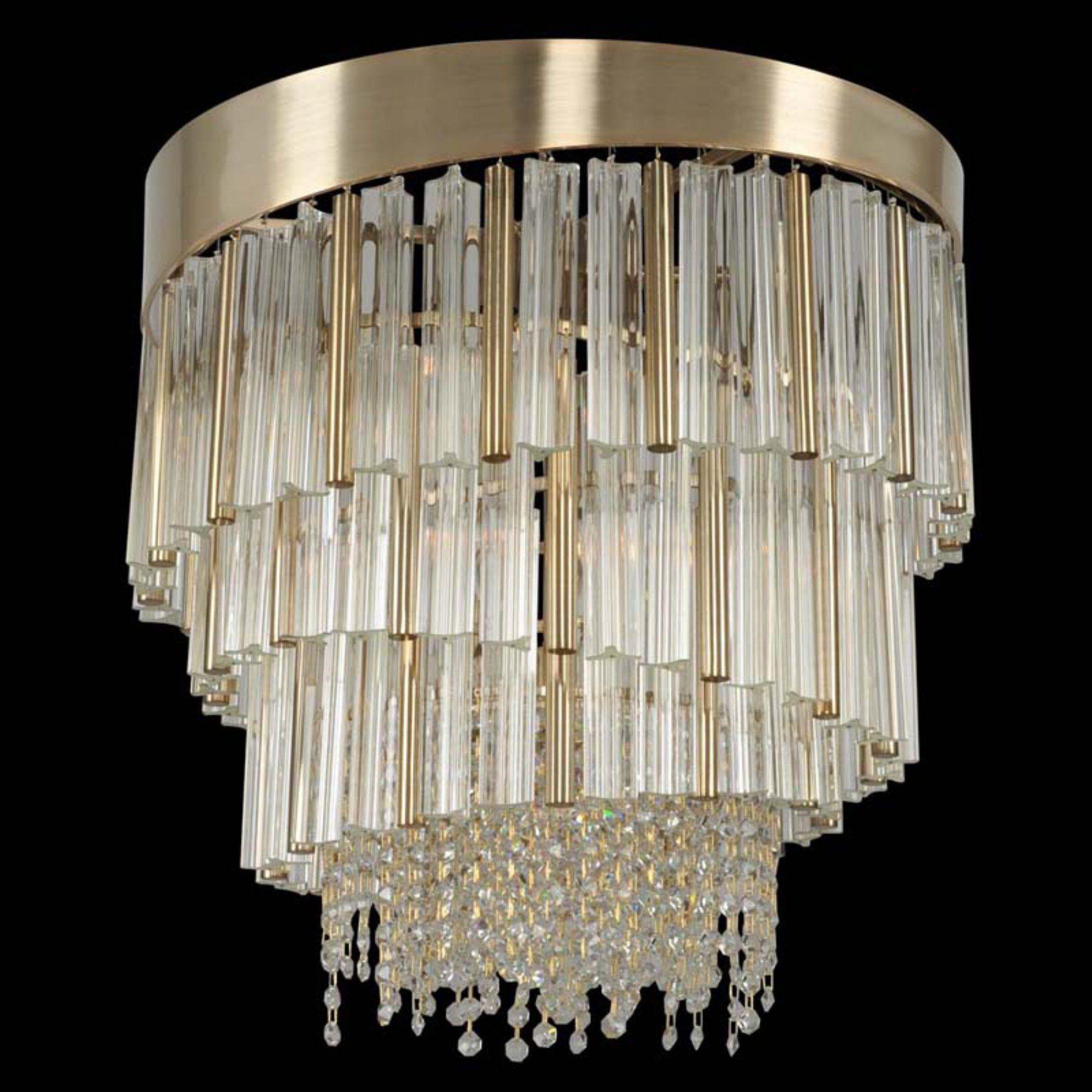 Allegri By Kalco Lighting Espirali 02985 Chandelier 029850