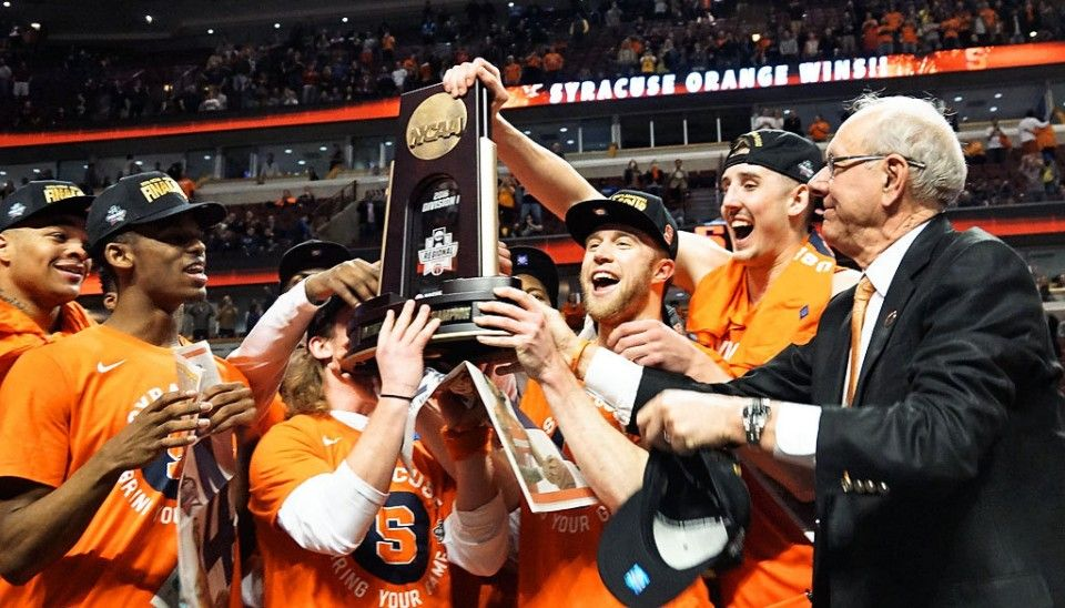 Watch Carmelo Anthony Sums Up Su Basketball S Final Four Run Syracuse Basketball Basketball Finals Final Four