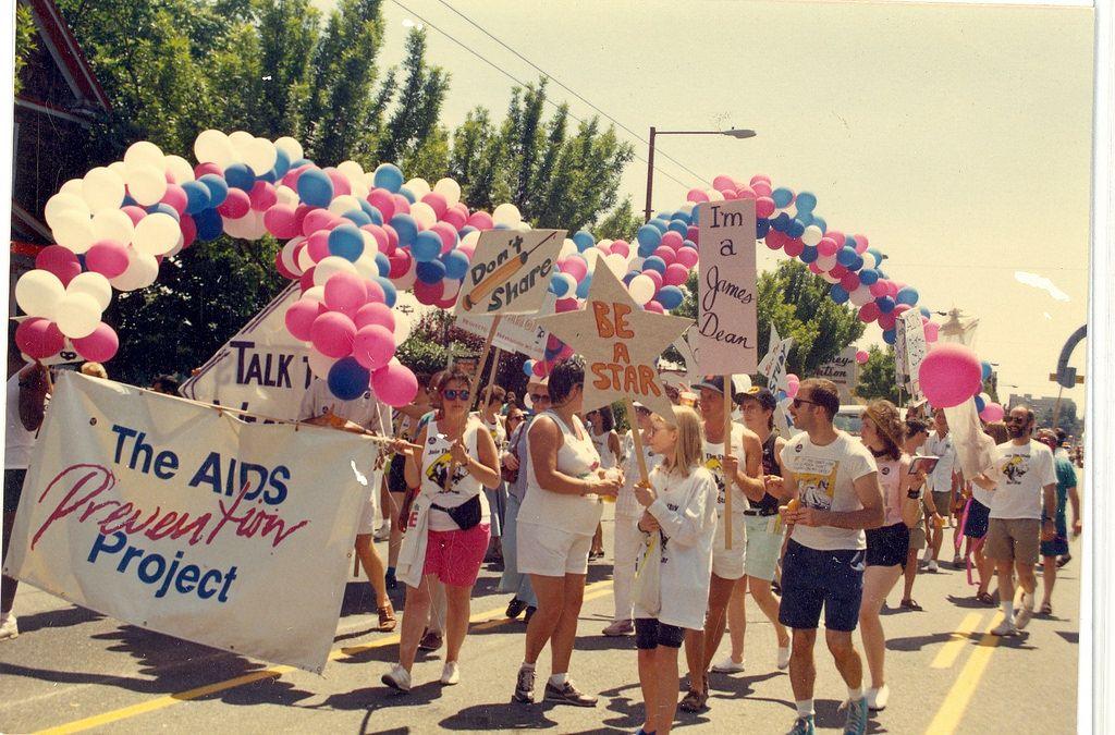 AIDS Prevention Project, Pride 1989 | 1825-10-3