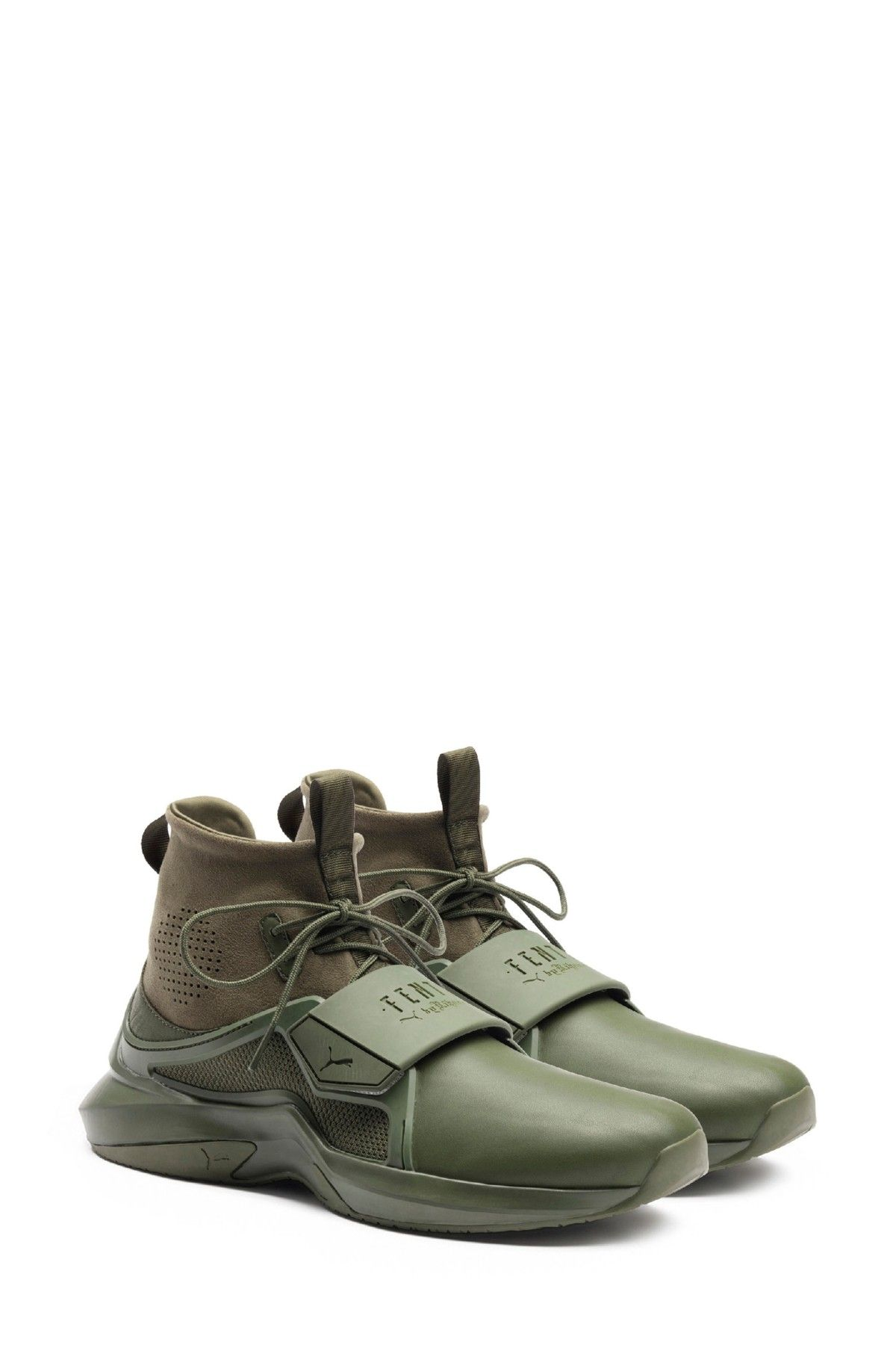 new concept 8ed52 d99d4 PUMA   FENTY PUMA by Rihanna Trainer Sneaker   Outfits in ...