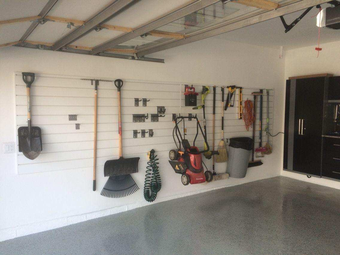 Proslat Wall Panels Garage Storage Organization Garage Remodel Garage Makeover