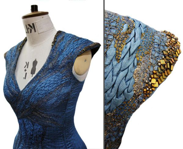 Game Of Thrones Embroiderer Michele Carragher Talks