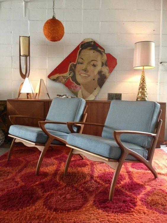 contoh kursi minimalis is part of Mid century modern chair -