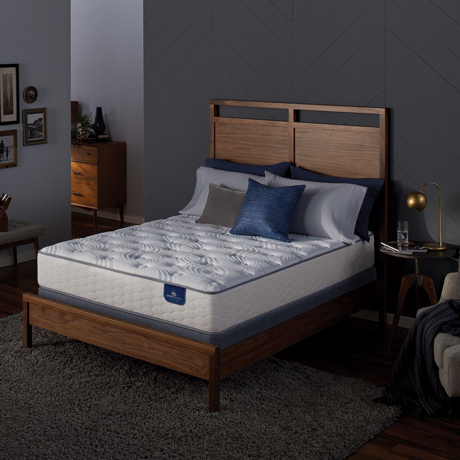 Serta Serta Perfect Sleeper Plumstead Plush Queen Mattress