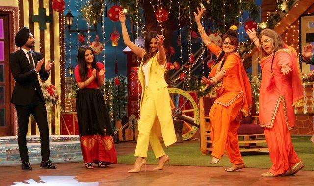 Pollywood News | Ghaint Punjab | Kapil sharma, Priyanka chopra, Tops