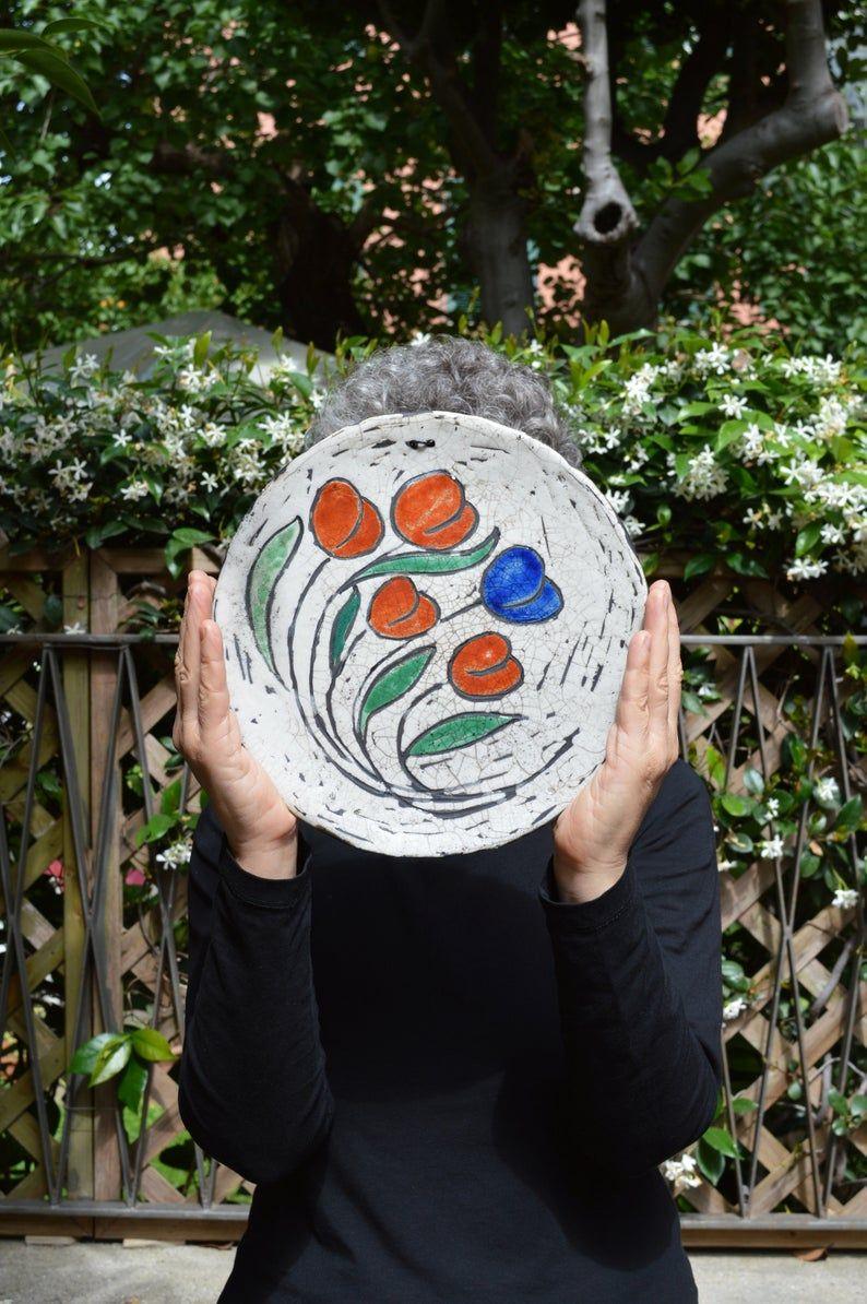 ceramic wall art outdoor