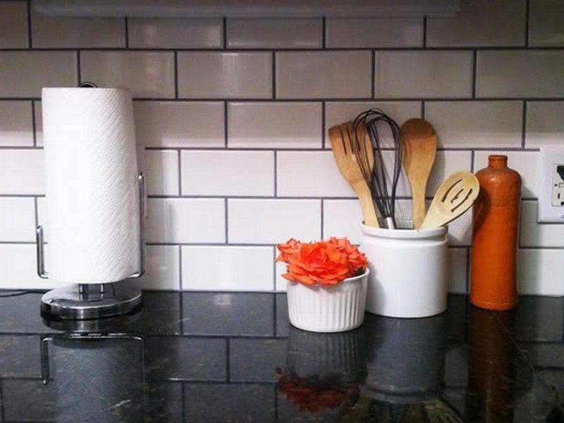 Brilliant Ideas White Subway Tile Kitchen #whitesubwaytilebathroom