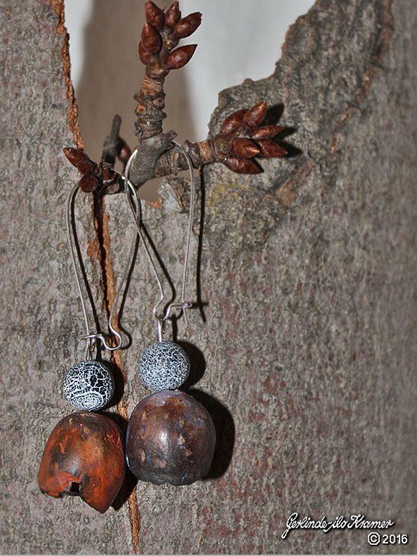 """Ohrringe """"handmade"""" Ekatarina"""