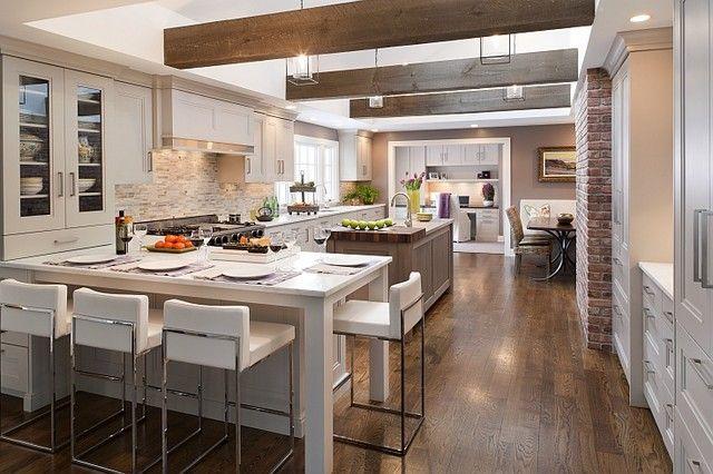 Rustic Modern Kitchen modern