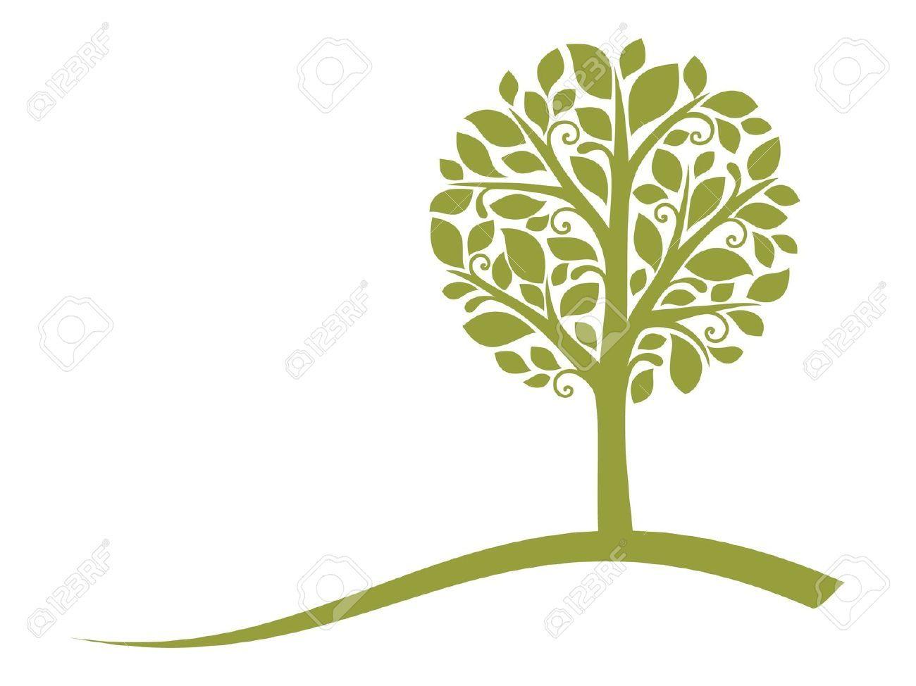 Image result for free tree logo clipart | Logos | Pinterest | Tree ...