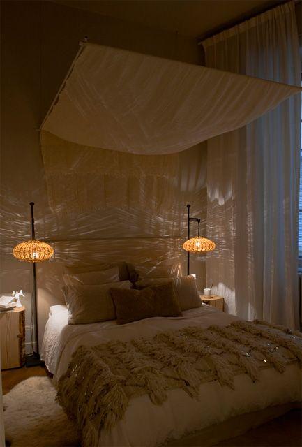 Marokkanischer hochzeitsteppich als tagesdecke dream homes schlafzimmer raum wohnen - Tagesdecke schlafzimmer ...