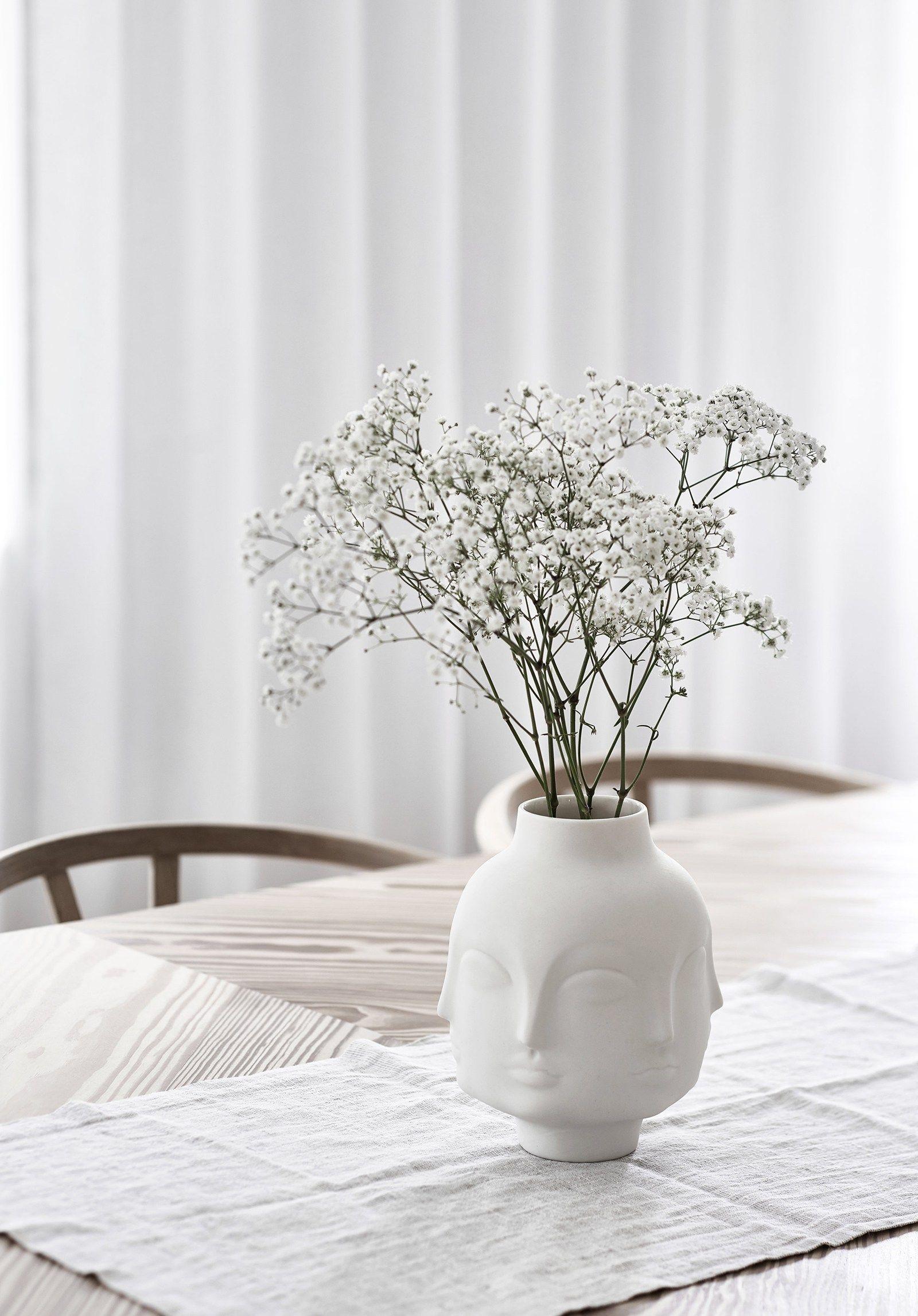 A Bright White Finnish Home   Via Coco Lapine Design Blog