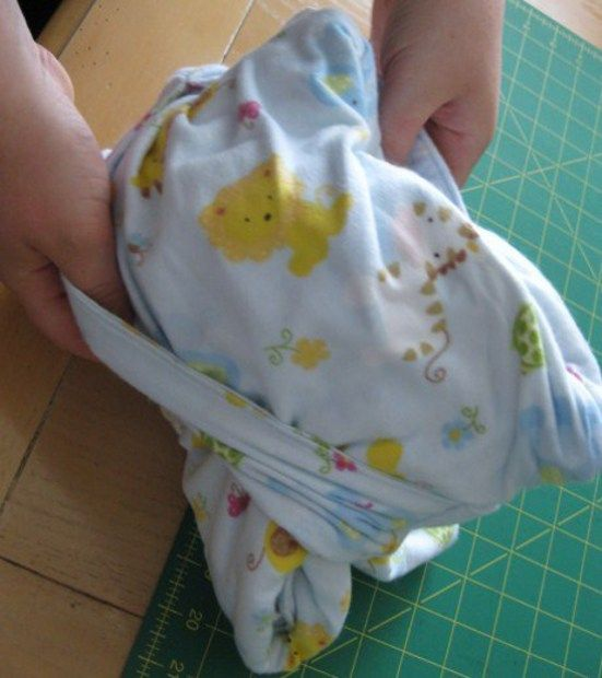 Free Quillow Pattern for Baby ~ Easy Step by Step Instructions ...